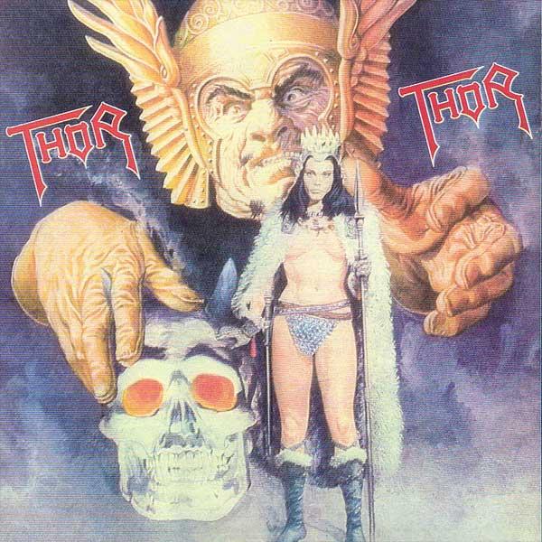 Thor - El Pacto LP